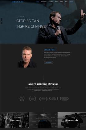Brent Huff - Director