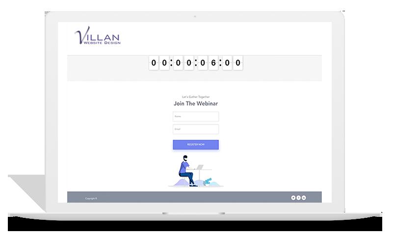 Webinar Signup