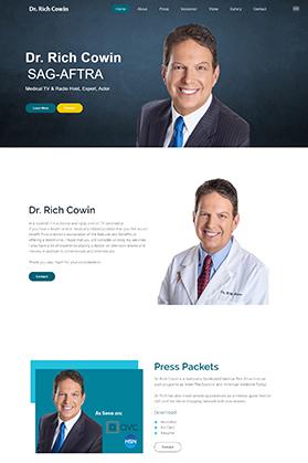 Dr. Rich Cowin