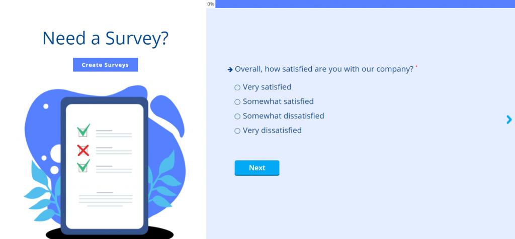 Survey Creator